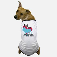 pawprints3 Dog T-Shirt