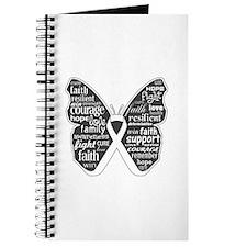 Emphysema Awareness Butterfly Journal