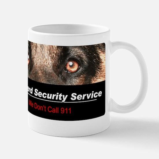 security2 Mug