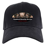 German shepherd Black Hat