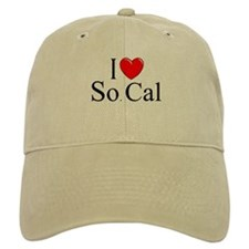 """I Love So. Cal"" Baseball Cap"