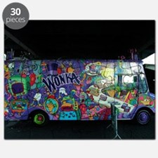 Wonka Truck New York City Puzzle