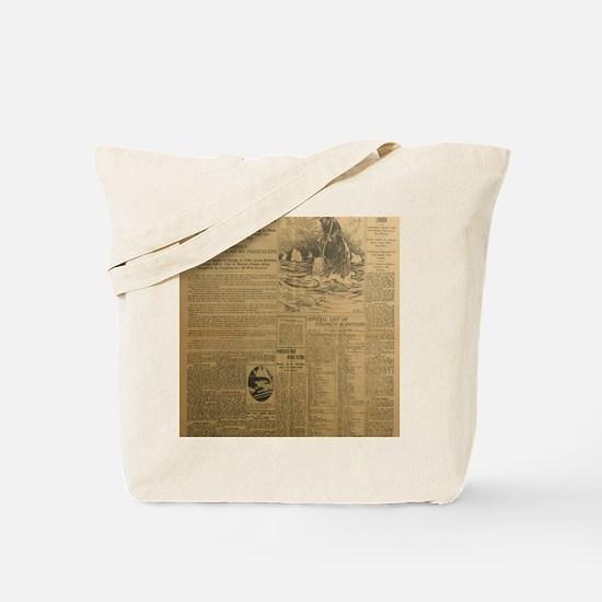 titanic-Vancouver BIG Tote Bag