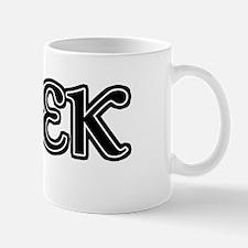 Greek Geek T-Shirts Mug