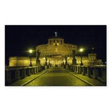 sant angelo by night Decal