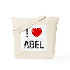 I * Abel Tote Bag