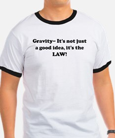 Gravity- It's not just a good T