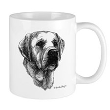 Happiness is a Yellow Lab Small Mug