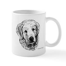 Happiness is a Kuvasz Mug