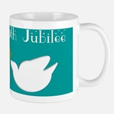 25 jubilee teal Mug