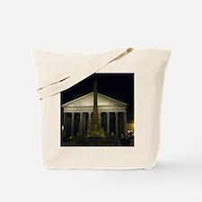 pantheon by night Tote Bag