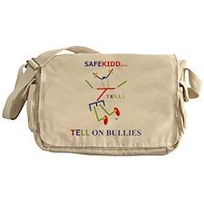 BOTHER YOU TI. DOLL Messenger Bag