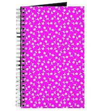 Pink Floral Sway Designer Journal