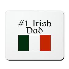 #1 Irish Dad Mousepad