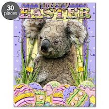 EasterEggCookiesKoala Puzzle