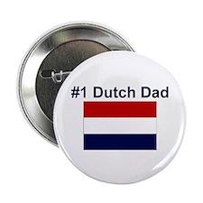 """#1 Dutch Dad 2.25"""" Button"""