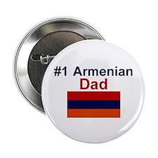 "#1 Armenian Dad 2.25"" Button"