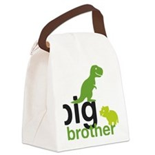 big brother Canvas Lunch Bag