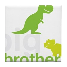 big brother wh Tile Coaster