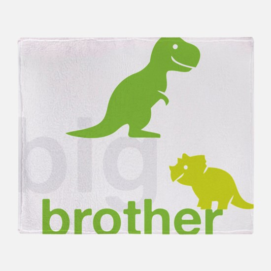 big brother wh Throw Blanket