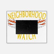 Neighborhood-Watch-Dark Picture Frame