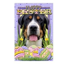 EasterEggCookiesGreaterSw Postcards (Package of 8)
