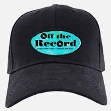 Off the Record_Cafe Baseball Hat