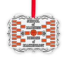 2012 School of madness dr of brak Ornament