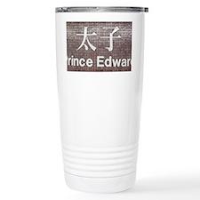 Hong Kong Subway Prince Edward  Travel Mug