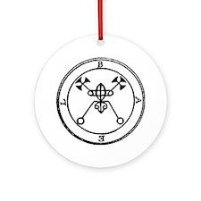 Bael Round Ornament