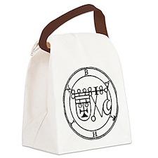 Bathin Canvas Lunch Bag