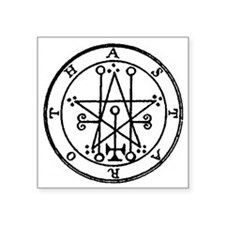 "Astaroth Square Sticker 3"" x 3"""