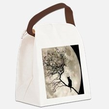 catmoon7100 Canvas Lunch Bag