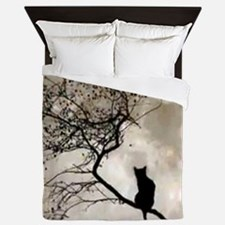 catmoon7100 Queen Duvet