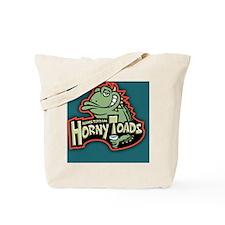 horny-toads-TIL Tote Bag