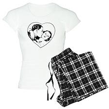 love_b+w Pajamas