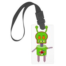 Orig bot Luggage Tag