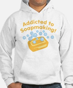 Addicted to Soap Craft Hoodie