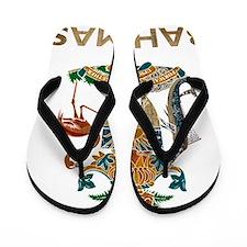 Bahamas6Bk Flip Flops