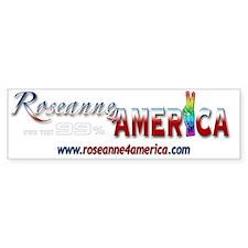 rosenne4america Bumper Sticker