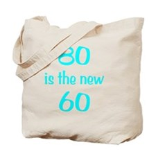 80new60Wht Tote Bag