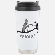 rowbot colored t Travel Mug