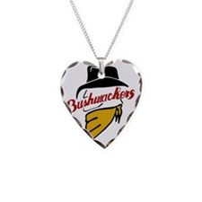 1982 Logo Necklace Heart Charm