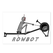 rowbot2 Postcards (Package of 8)