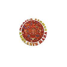 Mexica Tiahui Mini Button