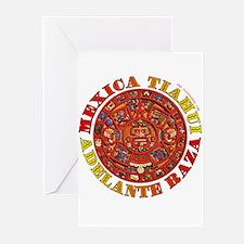 Mexica Tiahui Greeting Cards (Pk of 10)