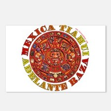 Mexica Tiahui Postcards (Package of 8)