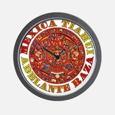 Mexica Tiahui Wall Clock