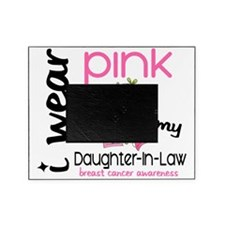 - I Wear Pink 43 Daughter-In-Law Bre Picture Frame