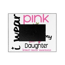 - I Wear Pink 43 Daughter Breast Can Picture Frame